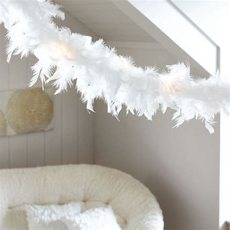 white feather lights white feather string lights pbteen