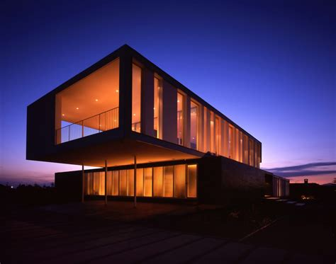 modern hous contemporary modern house in chilean countryside gatica