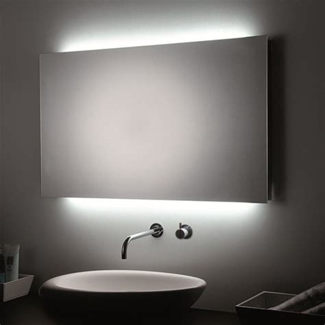 bathroom mirrors led lights led bathroom mirror the best solution in the interior
