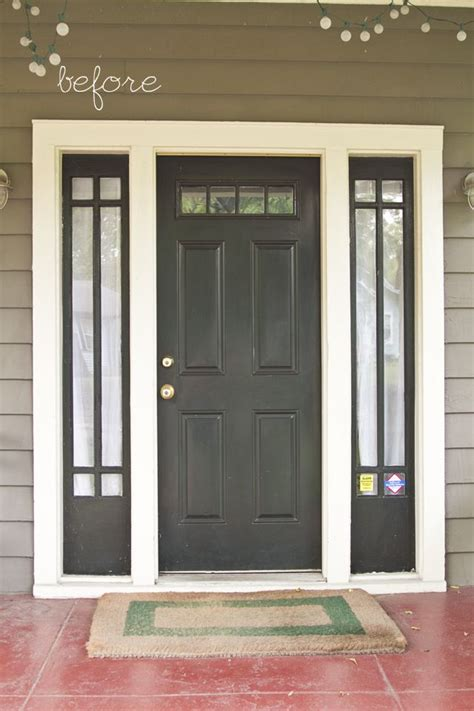 shut the front door meaning front door color meaning interesting black color front