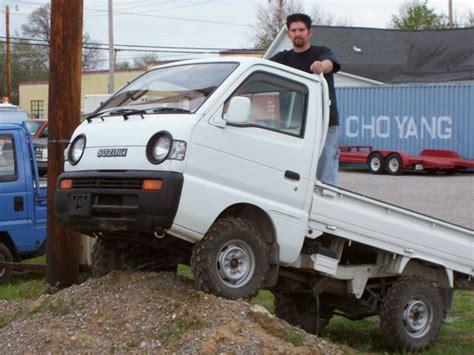 Daihatsu 4x4 Mini Truck by Mactown Mini Trucks Japanese Mini Truck 4x4 Kei Truck 4wd