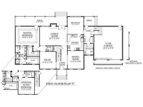 2 story house plans 4 story house plans with modern contemporary home design