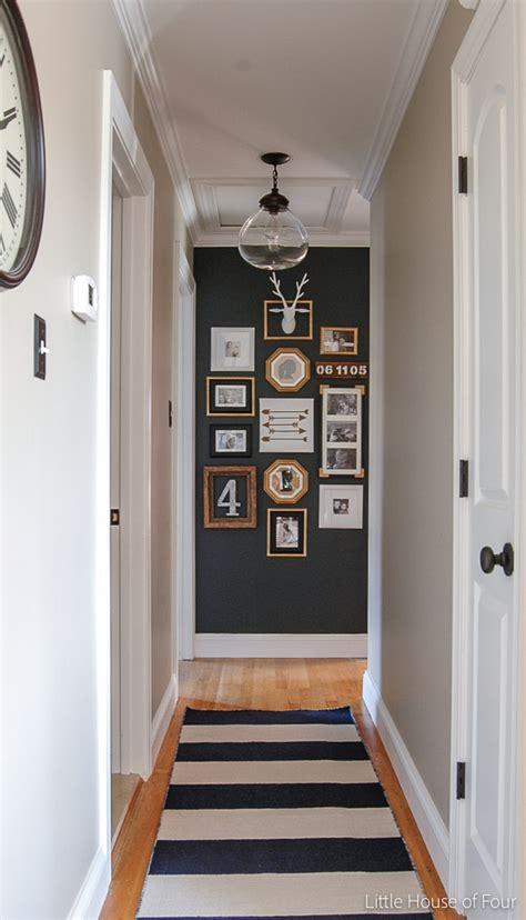 decorating idea for small hallway decorating ideas