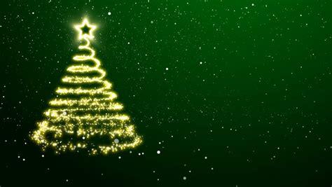 green spiral tree green spiral tree festive winter motion