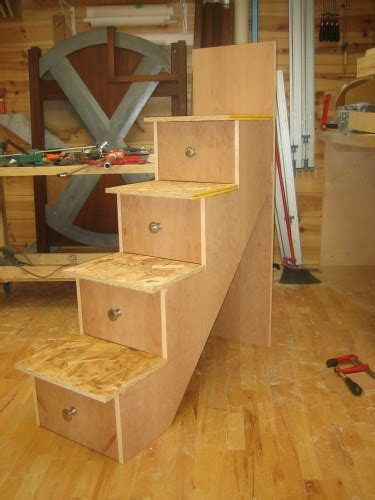 getting into woodworking how to make drawer pull bunk bed 6 building the