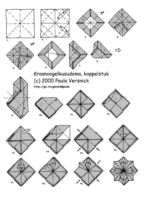 origami patterns pdf free coloring pages free origami pdf easy