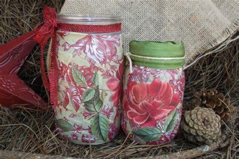 decoupage waterproof 17 best ideas about decoupage jars on