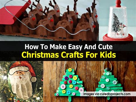 easy crafts for to make how to make easy and crafts for