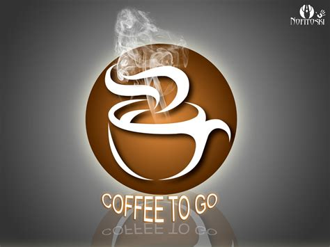 coffee to go logo by AleksandarN on DeviantArt