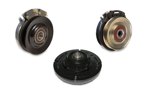 Electric Motor Clutch by Clutch Brake Products Warner Electric