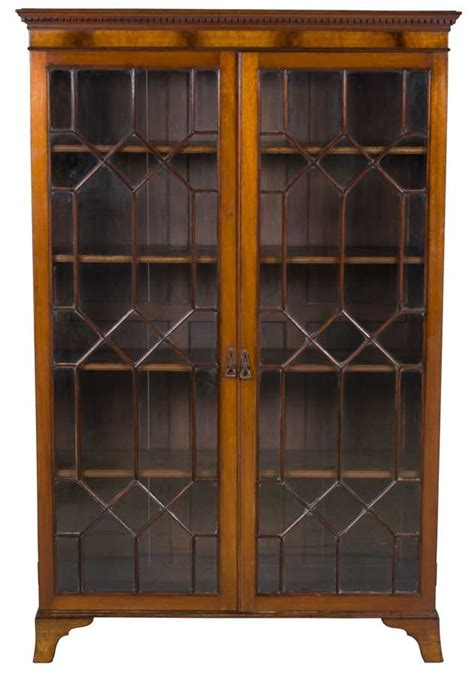 bookcase with locking doors 17 best ideas about glass door bookcase on