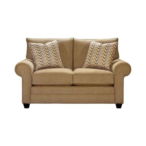 sleeper sofa and loveseat alex loveseat by bassett furniture bassett sofas