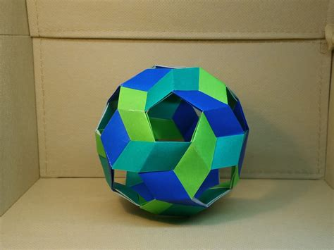 origami spheres pin origami sphere on