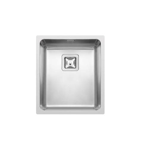 compact sinks kitchen sapphire 25mm square waste compact undermount kitchen sink