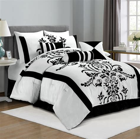black bedding sets black and white bedding ease bedding with style