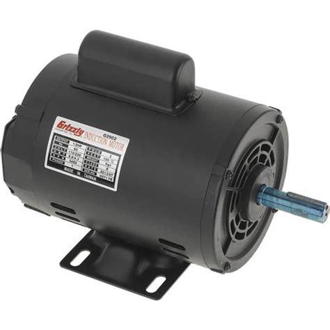 110v Electric Motor by Motor 1 2 Hp Single Phase 3450 Rpm Open 110v 220v