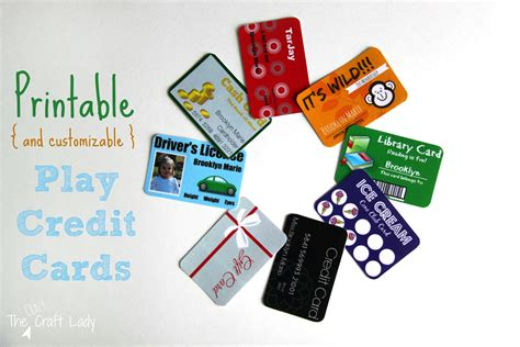 how to make counterfeit credit cards 8 best images of printable pretend credit cards