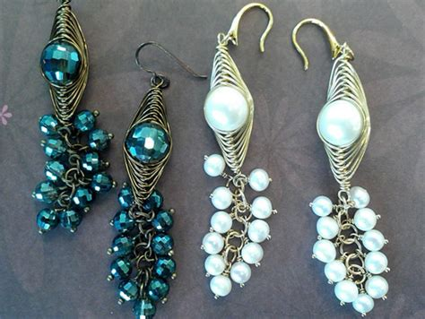 learn to make beaded jewelry learn to make jewelry diy beaded earrings nbeads
