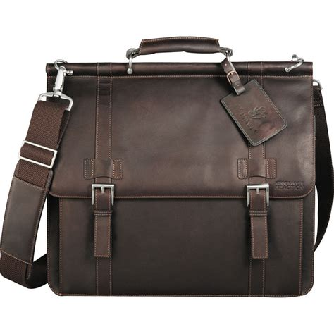 kenneth cole leather bag customized kenneth cole leather dowel compu messenger bag promotional kenneth cole