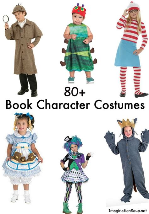 pictures of book characters favorite book costumes for book character