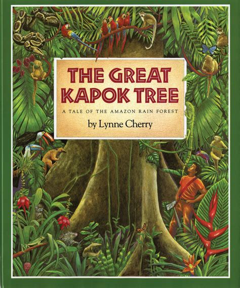 the tree picture book the great kapok tree books for children