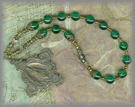 12 bead rosary rosary workshop prayer communion of saints index