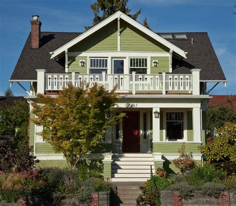 Ballard Designs Lighting Sale street view with restored porch craftsman exterior