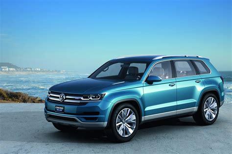 Volkswagen Crossblue by Volkswagen Crossblue Concept Photos And Details Autotribute