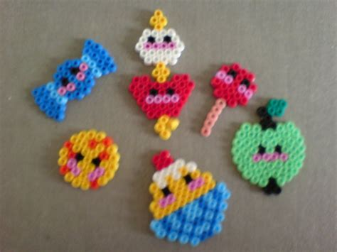 hama food designs my hama by monkee247 on deviantart