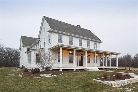 traditional farmhouse plans modern farmhouse gallery hendel homes
