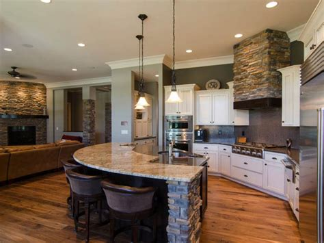 open kitchen islands 20 family friendly kitchen renovation ideas for your home interior design inspirations