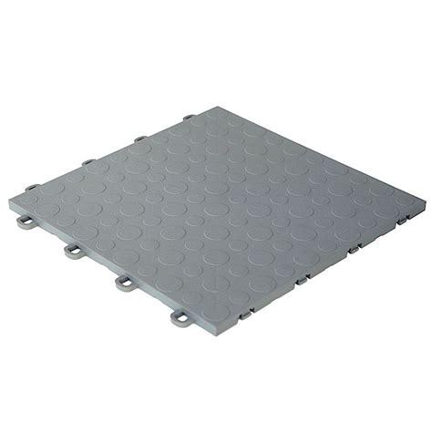 Interlocking Carpet Tiles Basement by Interlocking Floor Tiles Gray Coin Top