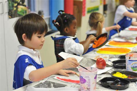 craft class for visual arts episcopal school