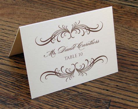 how to make a card table wedding table place cards lilbibby