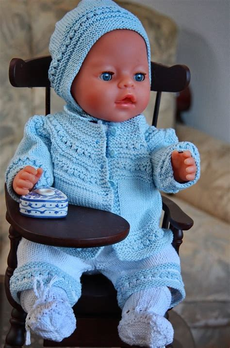 free knitting patterns for 18 inch baby dolls dolls clothes knitting patterns free search engine