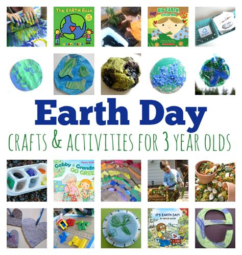 craft projects for 3 year olds earth day crafts and activities for 3 year olds no time
