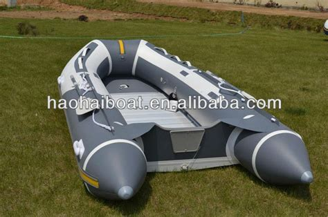 fish rubber sts 360cm pvc aluminum hull fishing rubber boat for