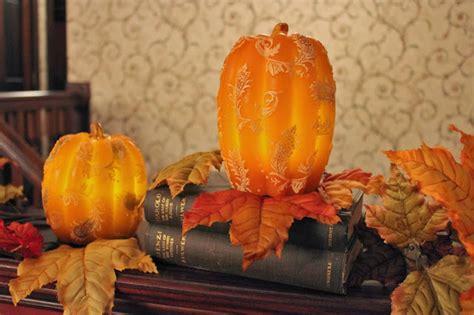 lighted pumpkin decor joyously living great lighted pumpkin decor