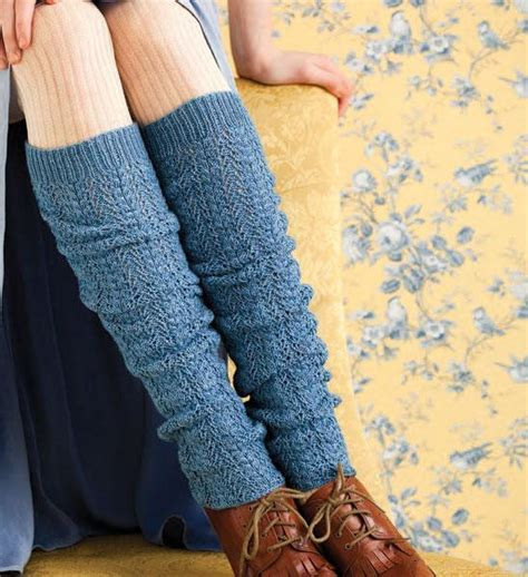 how to knit leg warmers find your leg warmers knitting pattern