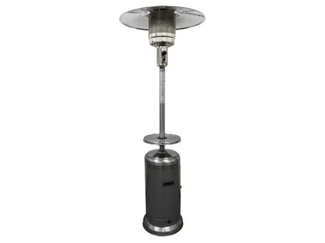 87 stainless steel patio heater az patio heaters 87 stainless steel patio heater