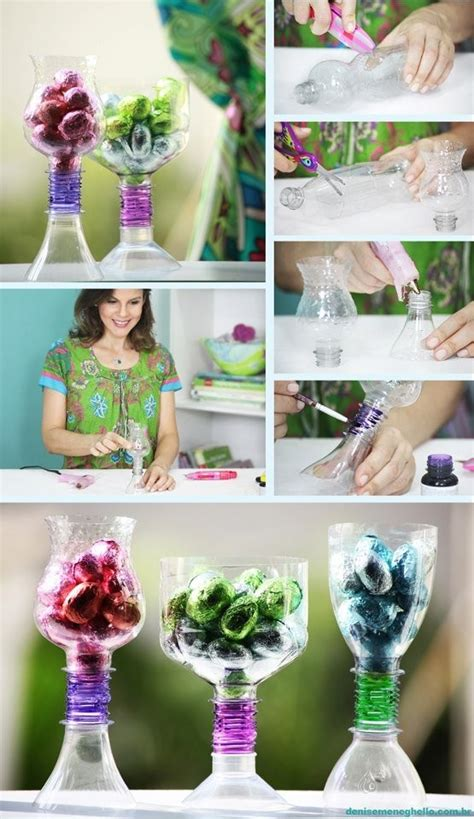 plastic water bottle crafts for plastic bottle crafts ideas my daily magazine