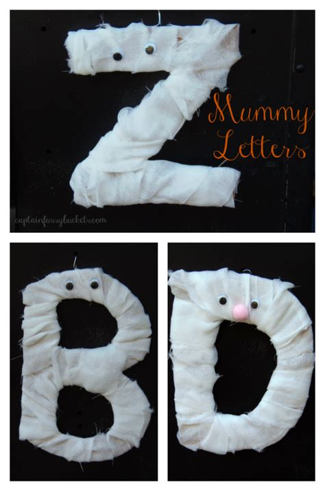 mummy crafts for mummy letters craft for not scary