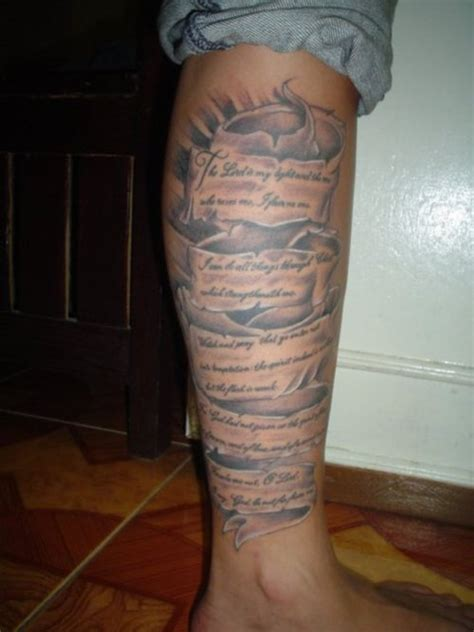 bible script tattoo picture at checkoutmyink com