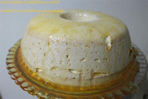 molotof au combava et caramel fourchettes papilles en joie