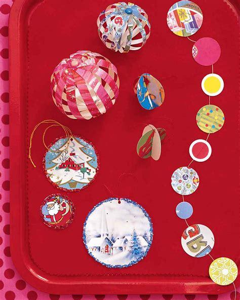 adornos caseros arbol navidad haz tus propios adornos navide 241 os caseros