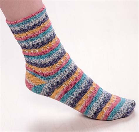 knitted socks how to knit socks from a newbie s needles
