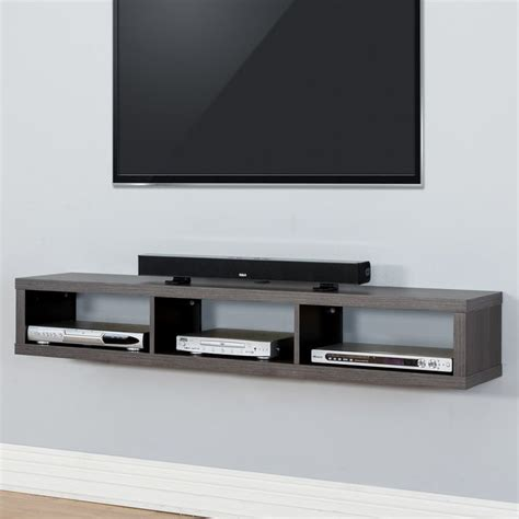 wall mounted entertainment shelves 25 best ideas about wall mounted tv on