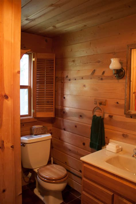 cabin bathroom ideas cabin bathroom update