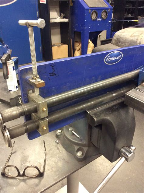 bead rolling 5 tips to make your bead roller work better eastwood