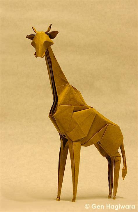 how to make origami giraffe origami giraffe by gen h d5b1v9h jpg 661 215 1013 origami